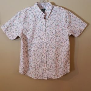 Cabin  Creek button up blouse size 10P